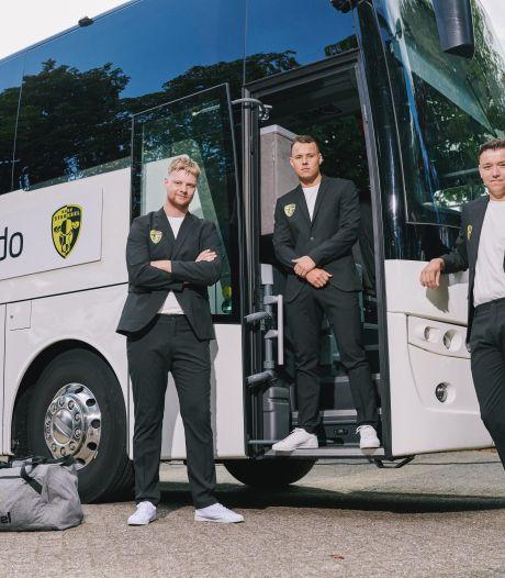 Spelers RKSV Sterksel voor even echte profs: club middelpunt van nieuwe Zalando-campagne