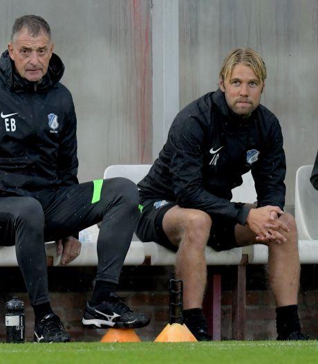 Ivo Rossen zet in de schaduw van Ernie Brandts flinke stappen