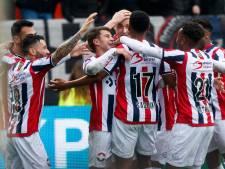 Eén doelpunt genoeg voor nipte thuisoverwinning Willem II tegen Heracles