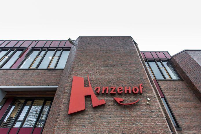 Theater Hanzehof in Zutphen. Om het theater te behouden voor de Hanzestad is een miljoenenrenovatie nodig. Of die er komt is nog de vraag.