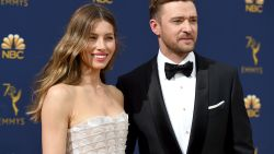 Justin Timberlake en Jessica Biel voor het eerst weer samen gespot