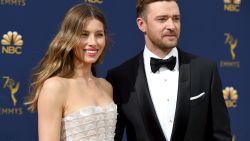 Justin Timberlake en Jessica Biel voor het eerst weer samen gespot