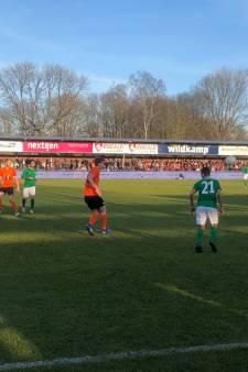 HHC herstelt slechte minuten en wint van AFC