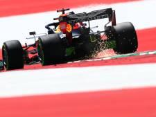 Verstappen achter Mercedessen in eerste strijd om pole, wel bandenvoordeel in race