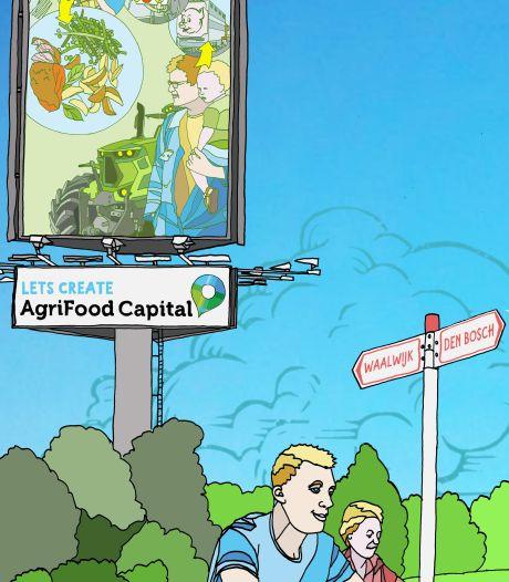 Voedselregio Brabant slaat handen ineen: Food NL