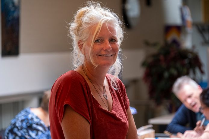 Taalbemiddelaar Margriet Breet, bedenker van Taalkeuken.