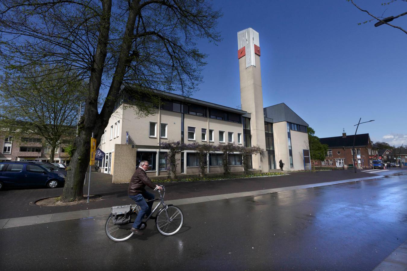 De Dorpsstraat in Groesbeek.