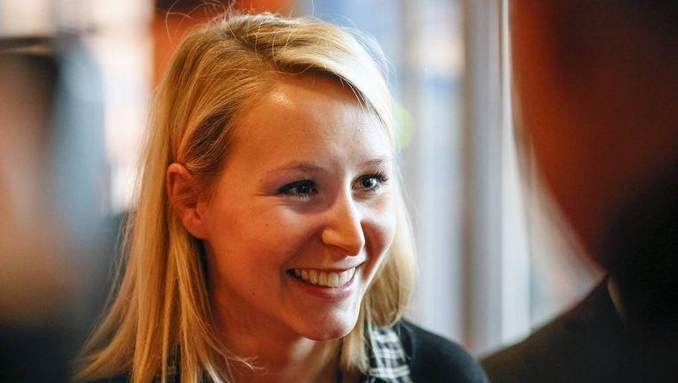 Marion Maréchal-Le Pen Beeld REUTERS