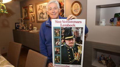 Sint-Veroonmars promoot zich dan toch weer met affiche