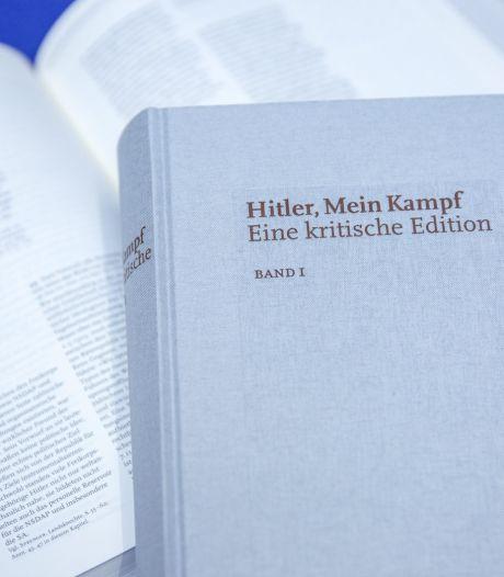 Vraag naar herdruk Mein Kampf 'overweldigend'