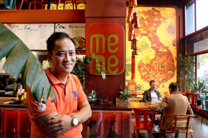 Tuan Nguyen: ,,Ik heb niks te vertellen als mijn moeder hier kookt.''