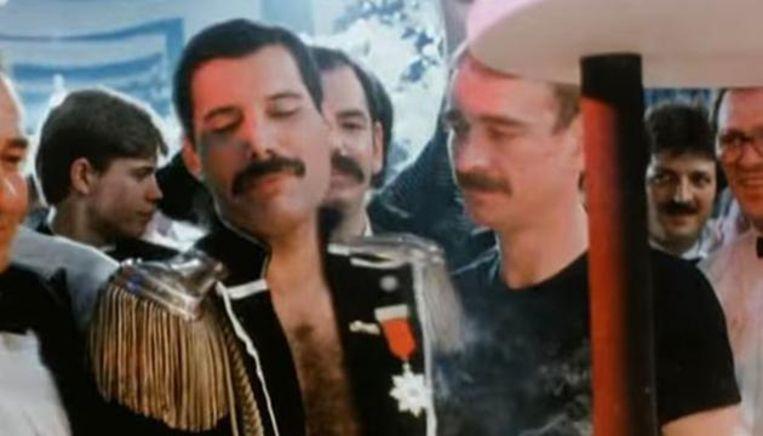 Freddie Mercury en Paul Prenter