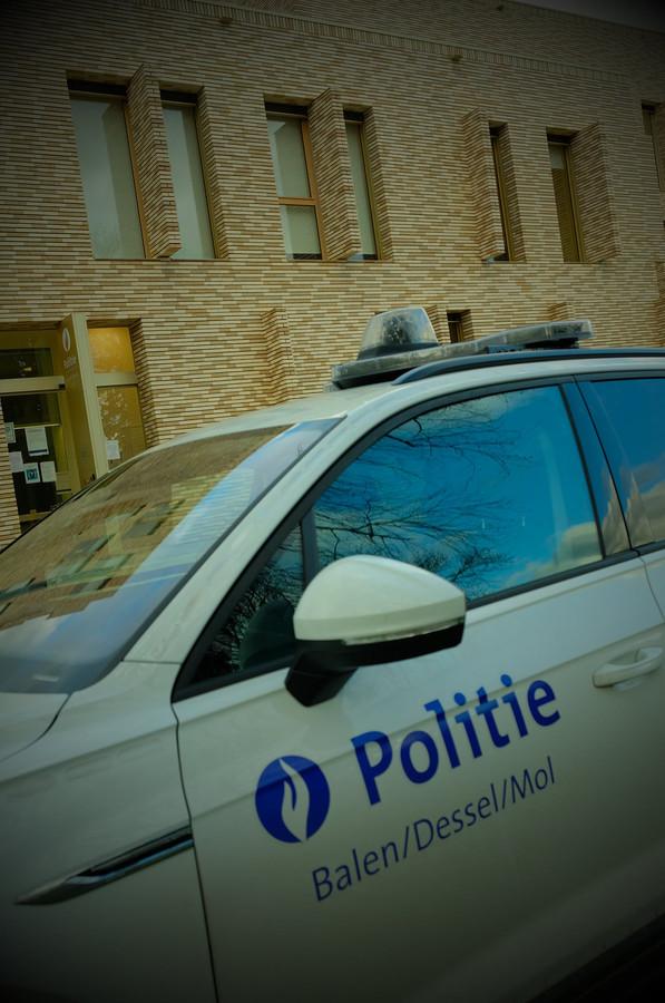 Illustratiebeeld politie Balen-Dessel-Mol