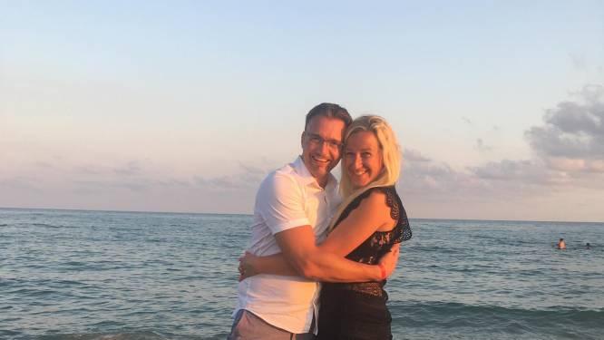 """Evy en Wouter prikten nieuwe trouwdatum net vijf dagen te vroeg voor versoepelingen: """"Feestzaal mag ons niet ontvangen en groot deel van de familie zal er niet bij zijn"""""""