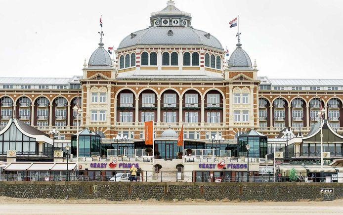 Het Kurhaus in Scheveningen