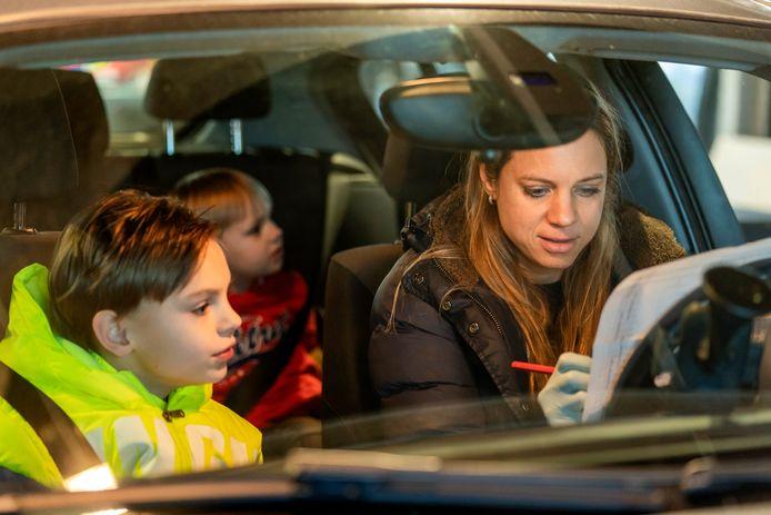 Vught heeft deze woensdag de primeur met stemmen in je auto.
