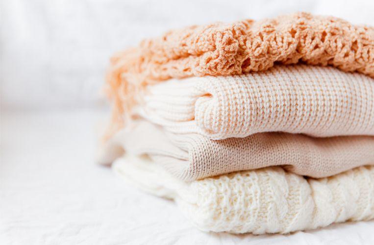 Wastips voor warme herfsttruien: zo krimpen ze niet