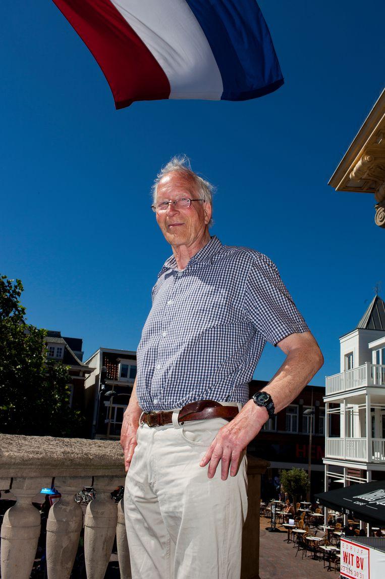Oud-wethouder Frits van Caspel: 'Dreigende opheffing circuit heeft me slapeloze nachten bezorgd.' Beeld Renate Beense