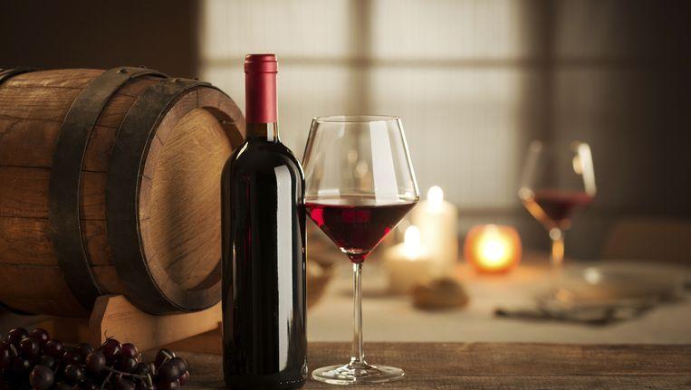 De duurste wijnen ter wereld zijn vooral afkomstig uit de Bourgogne. Beeld THINKSTOCK