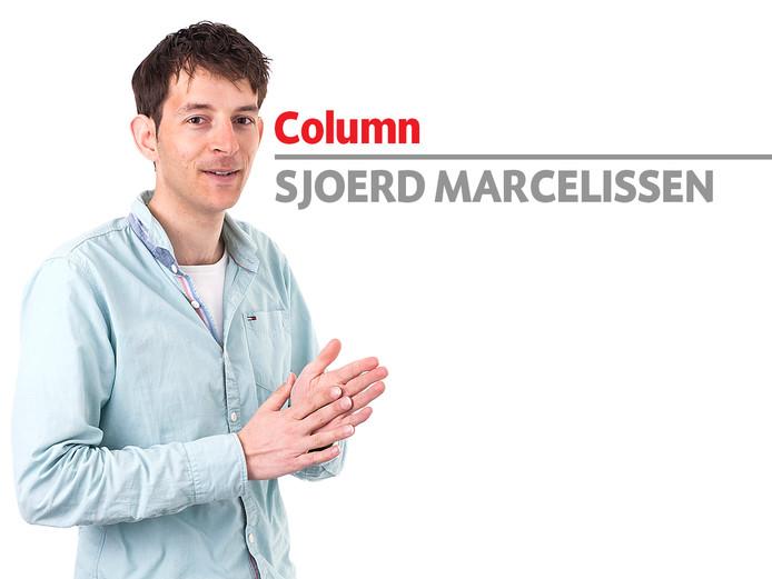 Column Sjoerd Marcelissen