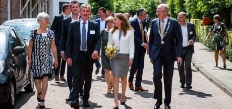 Minister Carola Schouten te gast bij 'Van FoodPrint naar Footprint'