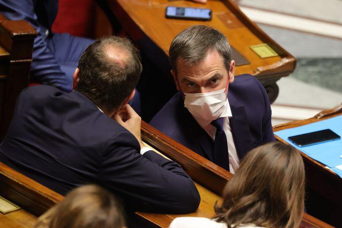 Le ministre français de la Santé, Olivier Véran