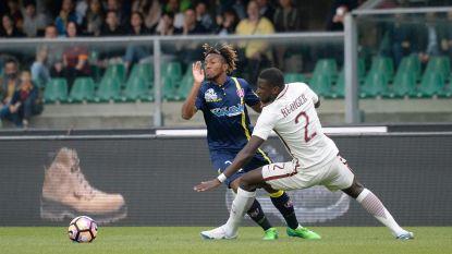 Samuel Bastien en Sofian Kiyine verliezen met Chievo bij Atalanta, Juventus sluit seizoen af met zege