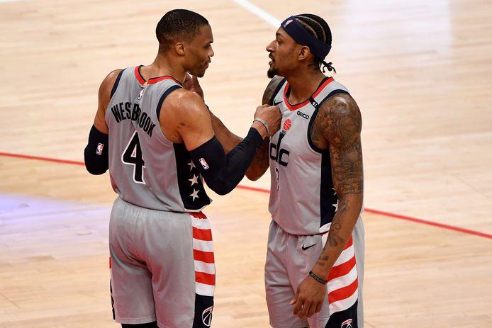 Beal et Westbrook emmènent les Wizards en playoffs.