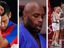 Djokovic prend la porte, Riner se contente du bronze, les Belgian Cats en quarts: ce qu'il faut retenir de la 7e journée des JO de Tokyo