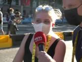 """Sarah De Bie stond Van Aert op te wachten op Champs-Élysées: """"Kan alleen maar trots zijn"""""""