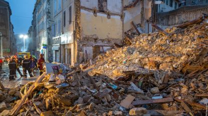 Zesde lichaam gevonden na instorting gebouwen Marseille