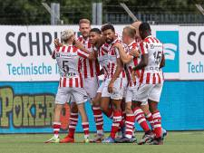 Overtuigende zege op zaterdagmiddag voor TOP Oss tegen Dordrecht
