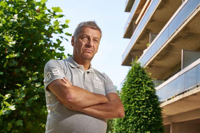Bruno Liesse, le porte-parole du collectif.