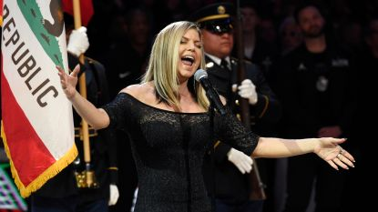 Fergie verontschuldigt zich voor mislukte vertolking volkslied