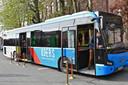 Ook de KOERSbus mocht niet ontbreken.