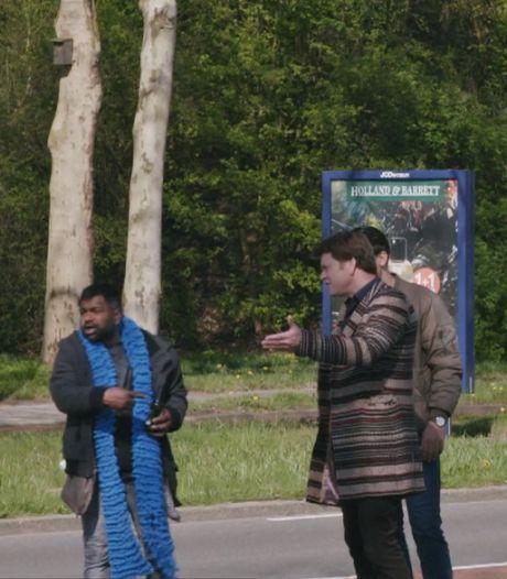 Beau helpt Zwolse scheldende dakloze Sunil (42) in nieuw tv-programma