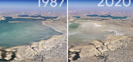 Timelapse, l'outil de Google qui illustre les effets alarmants du réchauffement climatique