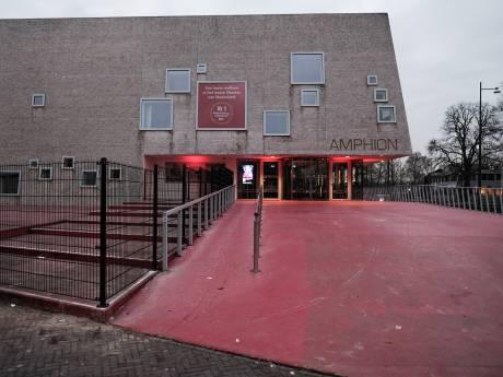 Nieuwe gevels voor schouwburg Amphion in Doetinchem