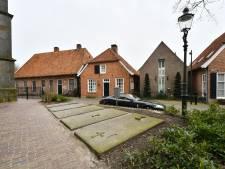 Nieuwe laatste rustplaats grafzerken in Ootmarsum