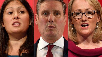 Zoektocht naar opvolger Jeremy Corbyn officieel gestart: dit zijn de kandidaten