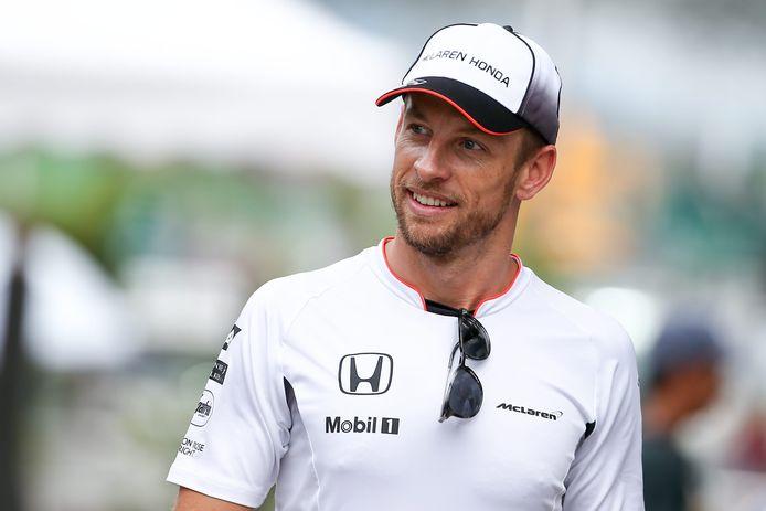 Jenson Button, archieffoto.