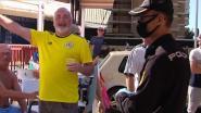 Britten lappen coronamaatregelen in Benidorm aan hun laars, politie moet ingrijpen