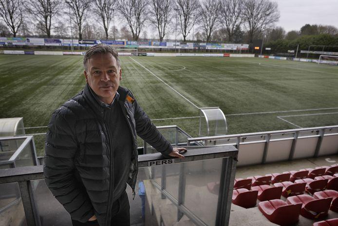 Gert van der Wal, bestuurslid technische zaken van Barendrecht.