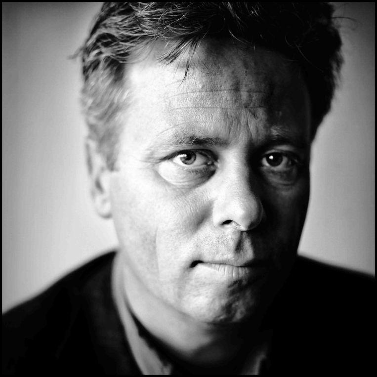 VPRO-directeur Lennart van der Meulen Beeld Joost van den Broek