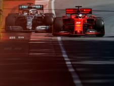 Toch geen protest Ferrari tegen tijdstraf Vettel