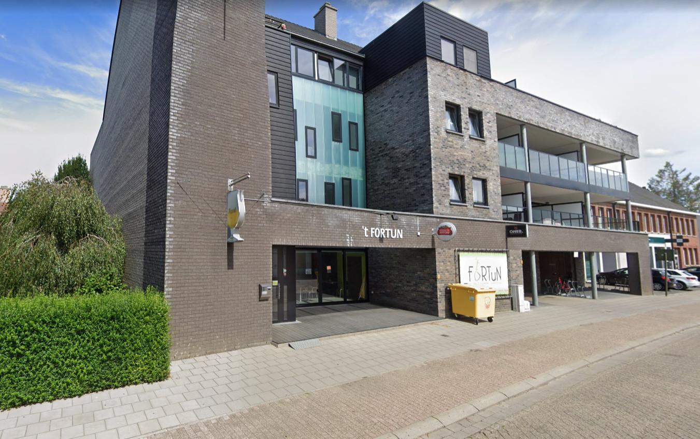 Het Mamadepot is gevestigd in ontmoetingscentrum 't Fortun.