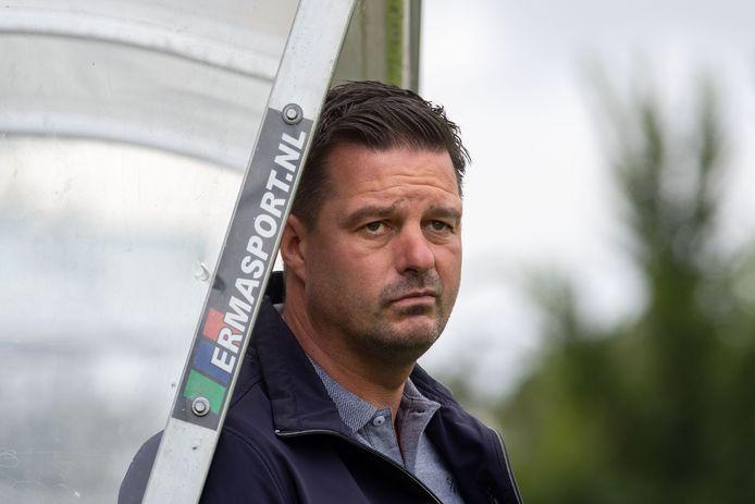 Rene van der Weij verloor met Sportclub op bezoek bij HZVV.