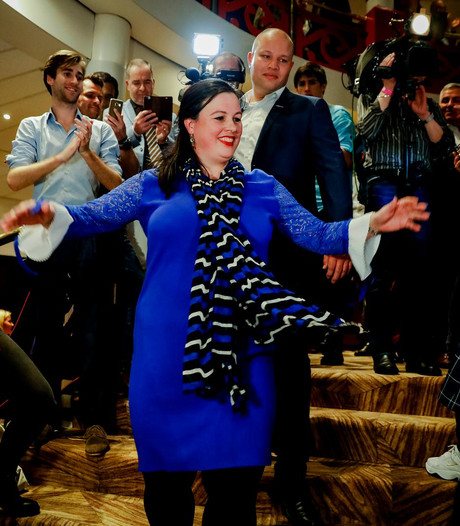 Annabel Nanninga lijkt verzekerd van FvD-zetel in Eerste Kamer