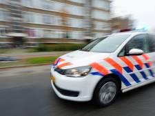 Politie Almere zet auto aan de kant vanwege speelgoedpistool