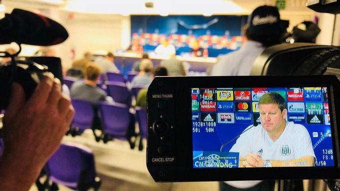 """Vanhaezebrouck LIVE: """"PSG heeft kern en elftal om bang van te zijn"""" - geen Thiago Silva bij PSG"""